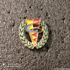 Coleccionismo deportivo: PIN CLUB BALONMANO VALLADOLID - VALLADOLID. Lote 266303653