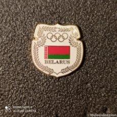 Coleccionismo deportivo: PIN COMITE OLIMPICO REPÚBLICA DE BIELORRUSIA. Lote 268874409