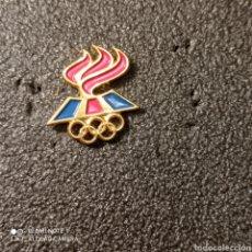 Coleccionismo deportivo: PIN COMITE OLIMPICO DE ISLANDIA. Lote 268877529