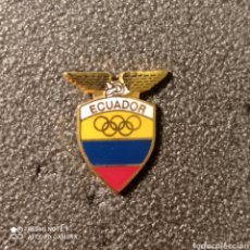 Coleccionismo deportivo: PIN COMITE OLIMPICO DE ECUADOR. Lote 268878094