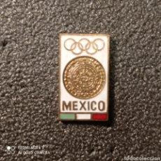 Coleccionismo deportivo: PIN COMITE OLIMPICO DE MEXICO. Lote 268879869