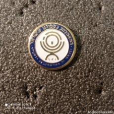 Coleccionismo deportivo: PIN COMITE OLIMPICO DE ISRAEL. Lote 268880184