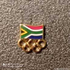 Coleccionismo deportivo: PIN COMITE OLIMPICO DE SUDAFRICA. Lote 268880999