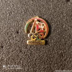 Coleccionismo deportivo: PIN COMITE OLIMPICO DE PORTUGAL. Lote 268891439