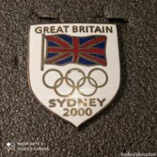 Coleccionismo deportivo: PIN COMITE OLIMPICO DE GRAN BRETAÑA. Lote 268891509