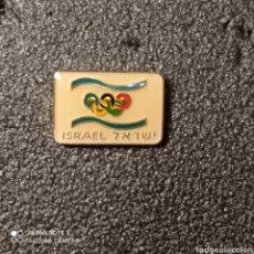 Coleccionismo deportivo: PIN COMITE OLIMPICO DE ISRAEL. Lote 268891594