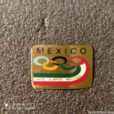 Coleccionismo deportivo: PIN COMITE OLIMPICO DE MEXICO. Lote 268891874