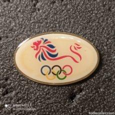 Coleccionismo deportivo: PIN COMITE OLIMPICO DE GRAN BRETAÑA. Lote 268892104