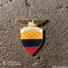 Coleccionismo deportivo: PIN COMITE OLIMPICO DE ECUADOR. Lote 268892224
