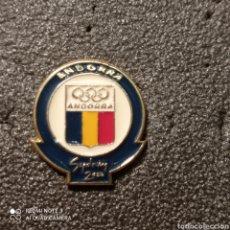 Coleccionismo deportivo: PIN COMITE OLIMPICO DE ANDORRA. Lote 268892304