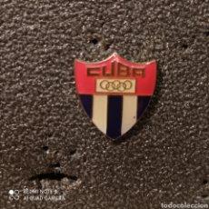 Coleccionismo deportivo: PIN COMITE OLIMPICO DE CUBA. Lote 268892589