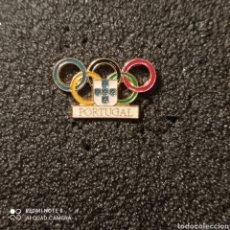 Coleccionismo deportivo: PIN COMITE OLIMPICO DE PORTUGAL. Lote 268892929
