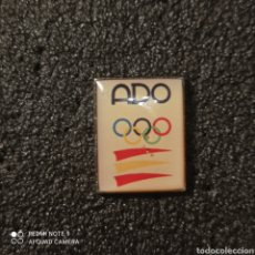 Coleccionismo deportivo: PIN ADO - ASOCIACION DEPORTES OLÍMPICOS. Lote 268893244