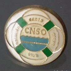 Coleccionismo deportivo: PIN CLUB NATACIÓN SANTA OLAYA DE GIJÓN (PRINCIPADO DE ASTURIAS). Lote 271366473