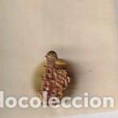 Coleccionismo deportivo: INSIGNIA DE OJAL FEDERACIÓN ESPAÑOLA DE BALONCESTO.. Lote 277748848