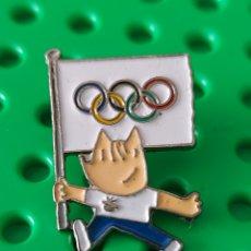 Coleccionismo deportivo: PIN COBI OLIMPIADAS BARCELONA 92. Lote 287062628