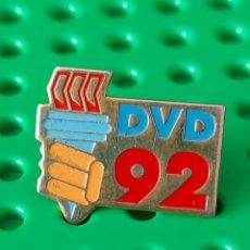 Coleccionismo deportivo: PIN OLIMPIADAS BARCELONA 92 DIFÍCIL. Lote 287062958