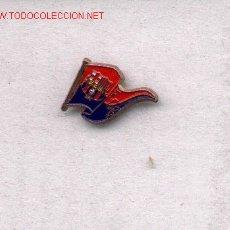 Coleccionismo deportivo: 13EBARCA6. BANDERIN Y ESCUDO FCB. Lote 612453
