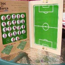 Coleccionismo deportivo: JOEGO DEL F.C.BARCELONA. Lote 25934973