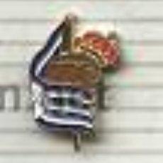 Coleccionismo deportivo: PIN - REAL SOCIEDAD. Lote 9379496