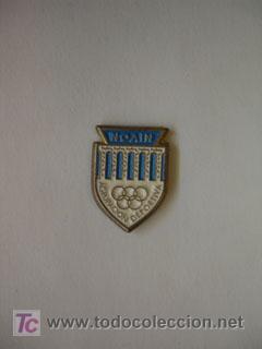 ESCUDO AD NOAIN (Coleccionismo Deportivo - Pins de Deportes - Fútbol)