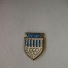 Coleccionismo deportivo: ESCUDO AD NOAIN. Lote 6396445