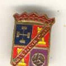 Coleccionismo deportivo: (114-P)PIN FUTBOL ORIGINAL DE EPOCA PALENCIA C.F.. Lote 9288193