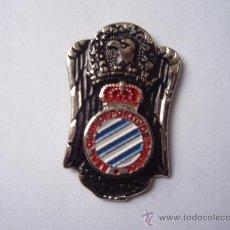 Coleccionismo deportivo: RARO PINS DEL R.C.D.ESPAÑOL MUY DIFICIL. Lote 234332090