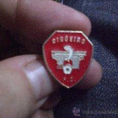 Coleccionismo deportivo: PIN CLUB FUTBOL CLUB DEPORTIVO SIGUEIRO. Lote 14304392