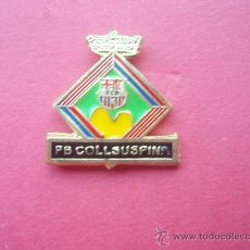 Coleccionismo deportivo: PEÑA BARCELONISTA COLLSUSPINA. Lote 27079590