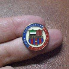 Coleccionismo deportivo: PIN PEÑA BARÇA F. C. BARCELONA PENYA BARCELONISTA DIEGO LUNA VILLAFRANCA DE LOS BARROS. Lote 14854183