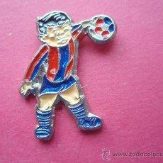 Coleccionismo deportivo: DIFICIL PIN DEL F.C.BARCELONA. Lote 104660322