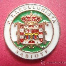 Coleccionismo deportivo: PEÑA BARCELONISTA SABIOTE. Lote 267849419
