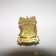 Coleccionismo deportivo: ANTIGUA INSIGNIA DE DEPORTES DE ZARAGOZA. Lote 18611474