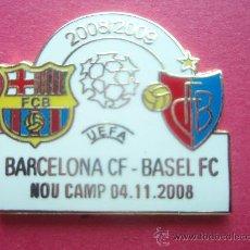 Coleccionismo deportivo: PIN DE LA UEFA DEL 2.008 - 2.009. Lote 26916137