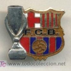 Coleccionismo deportivo: PIN SUPERCOPA DE EUROPA 1992. FC BARCELONA. BARÇA. EDICION LIMITADA Y NUMERADO. GRAN CALIDAD.. Lote 26939488