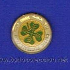 Coleccionismo deportivo: PIN DEPORTIVOS, EQUIPO FÚTBOL ESCOCIA, CELTIC F.C.. Lote 20351370