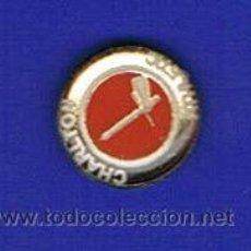 Coleccionismo deportivo: PIN DEPORTIVOS, EQUIPO FÚTBOL INGLATERRA, CHARLTON ATHLÉTIC. Lote 20351652