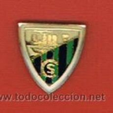 Coleccionismo deportivo: PIN DEPORTIVOS, EQUIPO FÚTBOL ESPAÑA, SESTAO RIVER CLUB. Lote 20475783