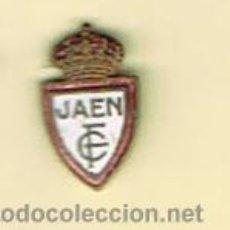 Coleccionismo deportivo: PIN DEPORTIVOS, EQUIPO FÚTBOL ESPAÑA, REAL JAÉN C.F.. Lote 20662179