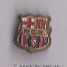 Coleccionismo deportivo: BARÇA - INSIGNIA ANTIGÜA DE AGUJA DEL FUTBOL CLUB BARCELONA -. Lote 24948094