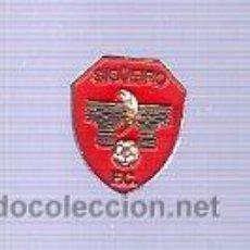 Coleccionismo deportivo: PIN DEPORTIVO EQUIPO DE FUTBOL DE ESPAÑA. SIGUEIRO.. Lote 22275884