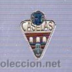 Coleccionismo deportivo: PIN DEPORTIVO EQUIPO DE FUTBOL DE ESPAÑA. CASELAS.. Lote 22276355