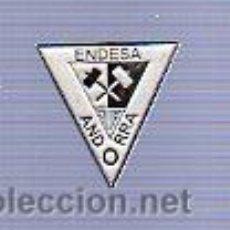 Coleccionismo deportivo: PIN DEPORTIVO EQUIPO DE FUTBOL DE ESPAÑA. ENDESA A.. Lote 22276400