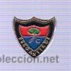 Coleccionismo deportivo: PIN DEPORTIVO EQUIPO DE FUTBOL DE ESPAÑA. BERGANTIÑOS.. Lote 22277884