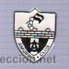Coleccionismo deportivo: PIN DEPORTIVO EQUIPO DE FUTBOL DE ESPAÑA. AMURRIO.. Lote 22278726