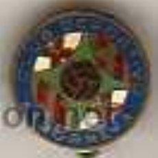 Coleccionismo deportivo: INTERESANTE Y RARO PIN DE FUTBOL CLUB DEPORTIVO BORNE DE BARCELONA. Lote 24351852