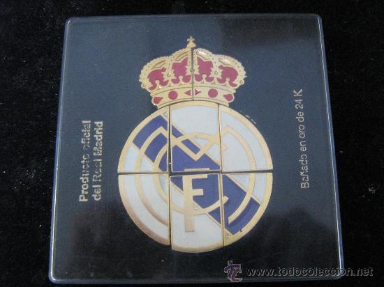 Pin Del Real Madrid En Ocho Partes Puzzle En Ca Comprar Pins De Fútbol En Todocoleccion 28045596