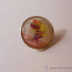 Coleccionismo deportivo: PINS DEL FC BARCELONA DE LA WARNER BROS - SPEEDY GONZALEZ-. Lote 28627418