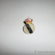 Coleccionismo deportivo: PINS FUTBOL CLUB REAL MADRID . Lote 29232899
